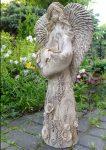 """Anioł """"zbożowy"""" wys.55cm"""