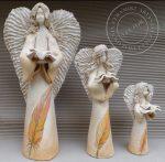 Anioły z książkami - 20, 35 i 45cm