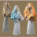 Maria z Jezusem wys. 30, 38, 45cm
