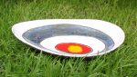 Misa ceramiczna owalna
