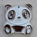 "Dekor ceramiczny ""panda"""