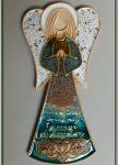 Anioł wiszący wys. 27 cm
