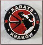 Zegar z logo