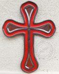 """Krzyż """"owalny"""" 17 lub 27 cm"""