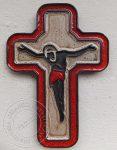 Krzyż z pasyjką  17 lub 27 cm