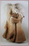 Para wisząca aniołów wys. 35cm