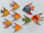 Ryba ceramiczna 1 - 14,5cm