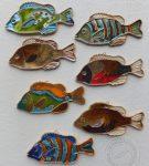 Ryba ceramiczna 5