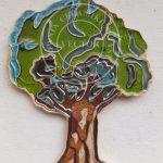 Drzewko ceramiczne